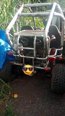 Car cross 250cm cúbicos