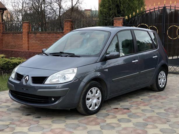 Renault Scenic 2006 Свіжопригнана, розмитнена
