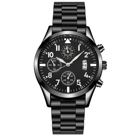 Relógio de pulso luminoso masculino