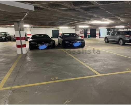Garagem temporária Porto