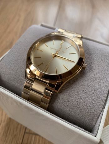 Zegarek damski złoty Michael Kors