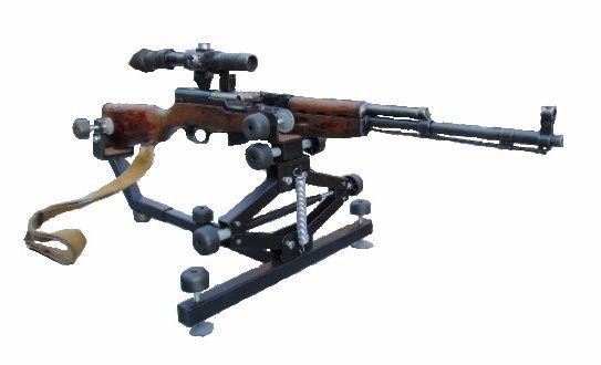 станок для пристрелки оружия