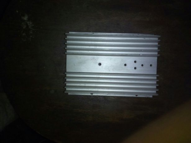 Radiator aluminiowy