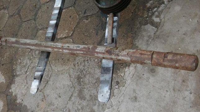 siłownik hydrauliczny długosc 172 cm sprawny polecam tanio