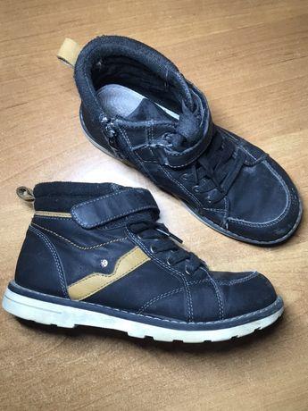 Ботинки мальчик 36