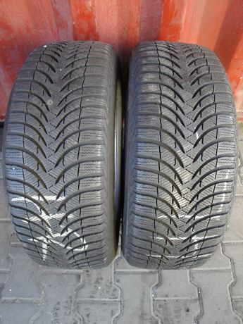 Opony Zimowe 225/55R17 97H Michelin Alpin A4 x2szt. nr. 2073z