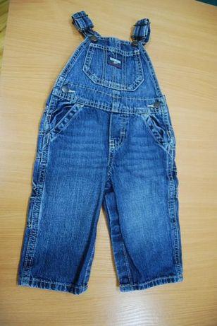 spodnie dziecięce OshKosh 74 cm