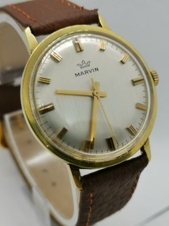 Marvin 34 mm Stan !! Swiss Made