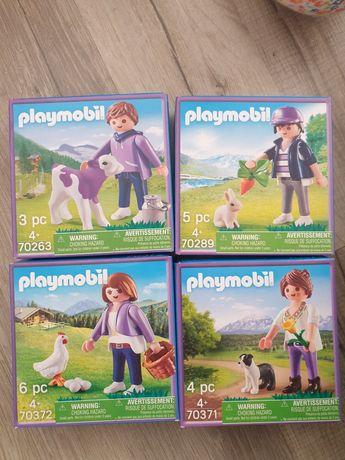 Playmobile figurki