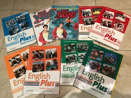 English plus учебники для английского