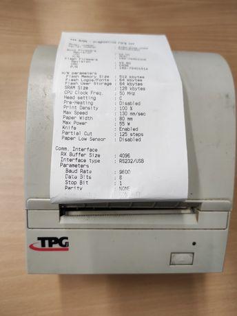2 Impressoras talões POS térmicas
