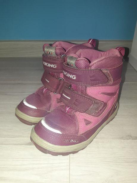 Зимові чобітки.