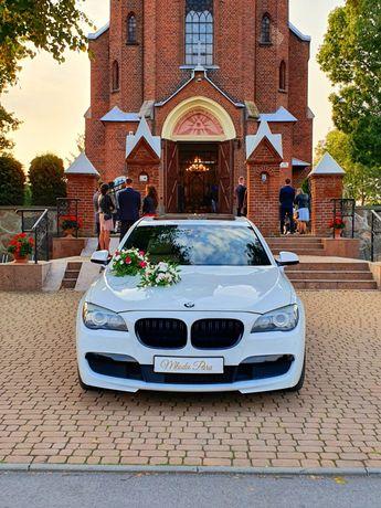 PROMOCJA: Auto do ślubu- BMW 7 M-Pakiet