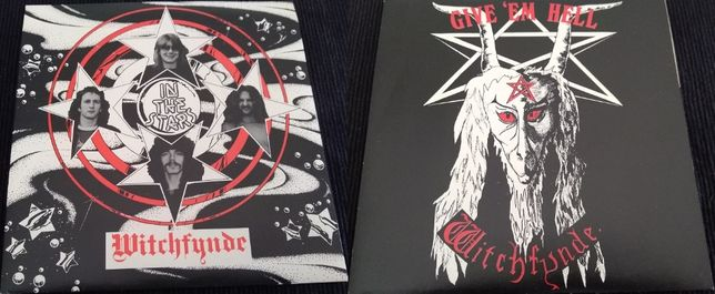 Witchfynde - In The Stars + Give 'Em Hell (Vinil)