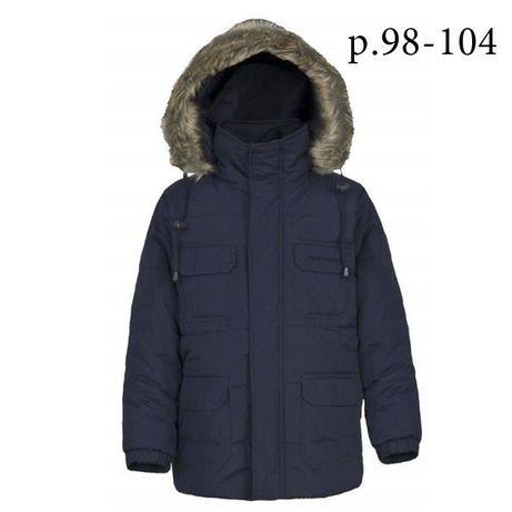 Термо куртка. Мембранная. Осень-зима. Новая. Парка с мехом