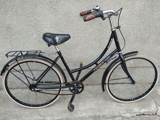 Велосипед из Голландии Aldo. Планетарка Sram s3