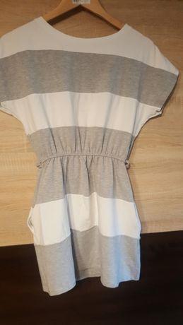 Tunika/sukienka z kieszeniami!