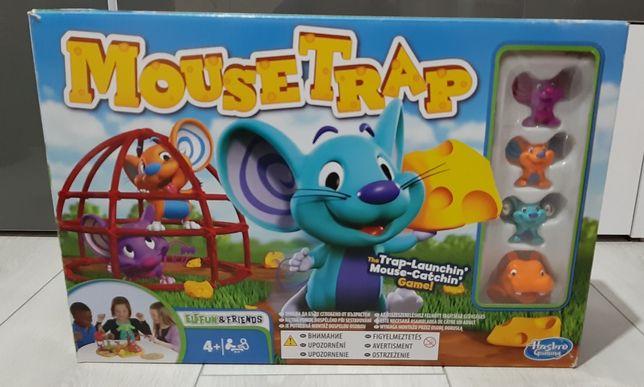 Gra hasbro Pułapka na myszy wiek4+