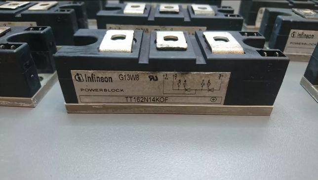 Moduł tyrystorowy TT162N14KOF