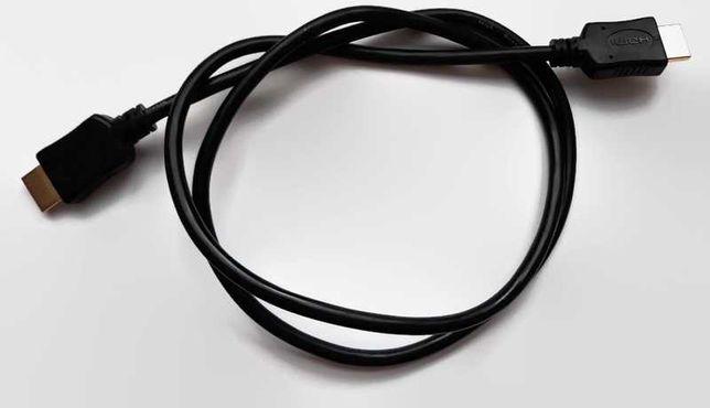 Kabel HDMI używany 1 m do 1,2 - 4 sztuki