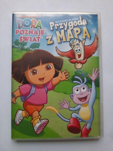 """Filmy """"Dora poznaje świat"""" 10zł za sztukę"""