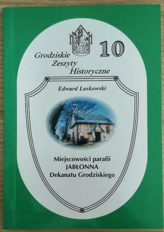 Miejscowości parafii JABŁONNA Dekanatu Grodziskiego Edward Laskowski