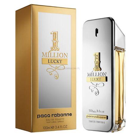 Paco Rabanne 1 Million Lucky EDT MEN 100 ML | NOWY TESTER