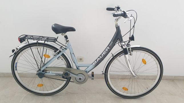 Rower Miejski Trekkingowy BAUER
