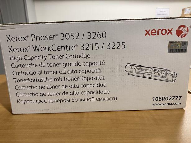 Toner Xerox NOVO - 106R02777