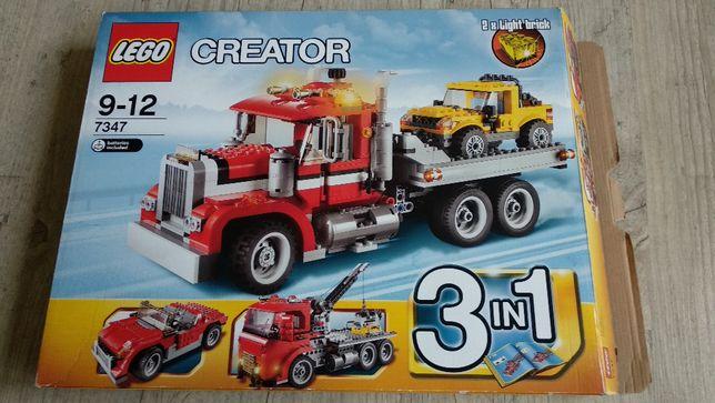 Lego Creator 3w1 7347 Transporter samochodów