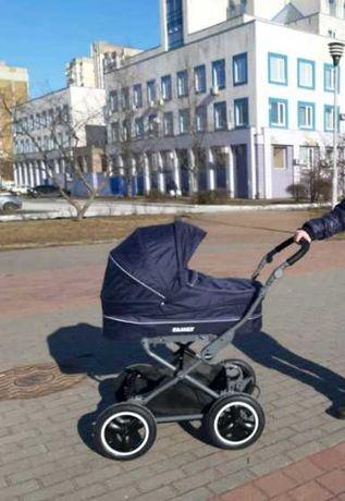 прогулочная коляска - Tilly универсальная Резиновые - колеса / Family