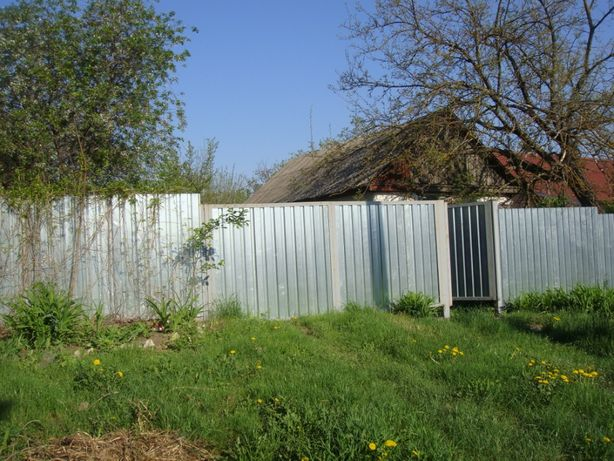 Дом с участком под Киевом