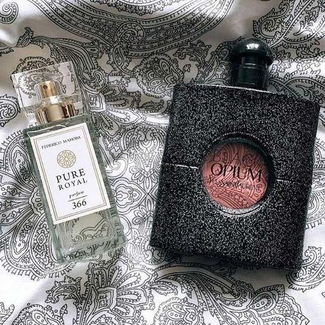 Fm world Frederico Mahora 366 jak YSL Black Opium 15 ml