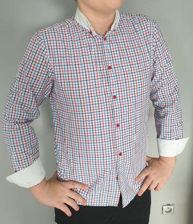 Koszula w krate H&M 158
