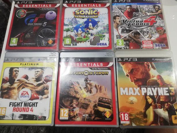 Jogos variados Playstation 3