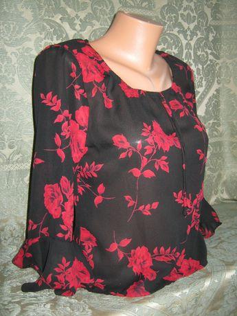Блуза в идеальнейшем состоянии блузка туника летняя