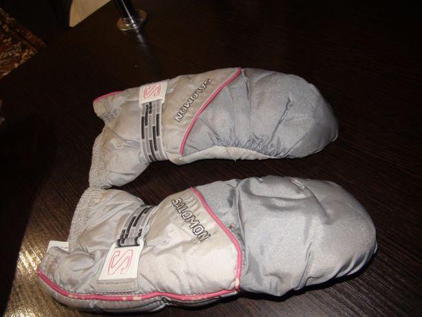 перчатки кожаные варежки лыжные перчатки