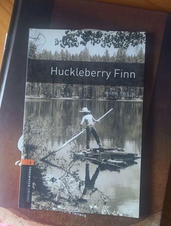Huckleberry Finn de Mark Twain