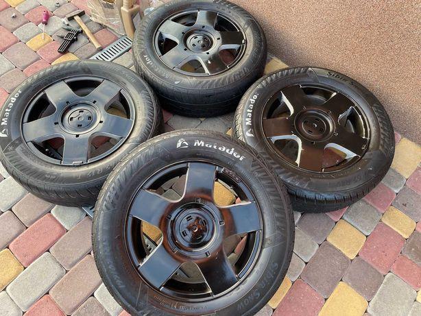 Тітанові діски CLasik 5*100 R15 VW Golf 4-Skoda rapid-faBia-Audi 3