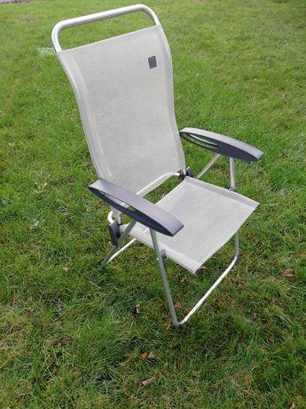 Krzesło ogrodowe, leżak. LAFUMA