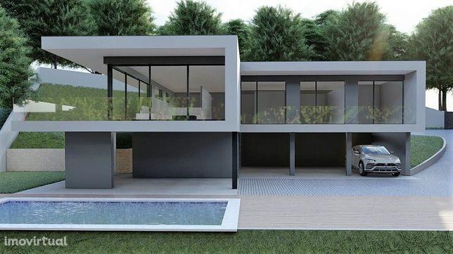 Moradia Indiv. V3 Nova c/ Piscina, em Arquitetura Moderna - Gondoriz