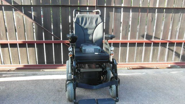 Wózek inwalidzki elektryczny OTTO BOCK B500, prędkość 6 km/h