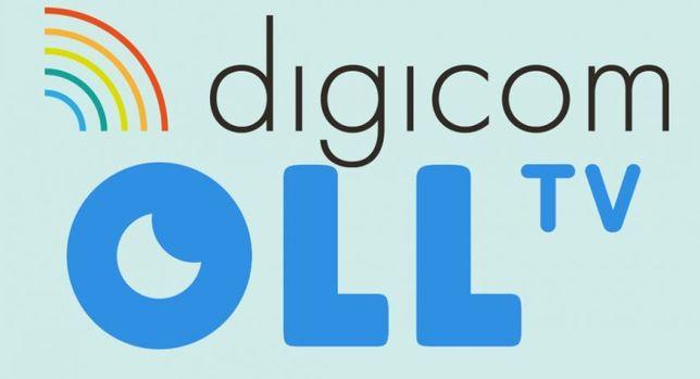 Установка интернет от Digicom - Диджиком