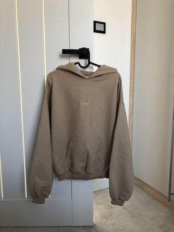 Bluza z kapturek khatsy cloud beige hoodie