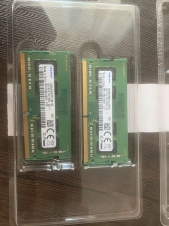 Оперативная память 8гб ddr4 SODIMM 2400Мгц
