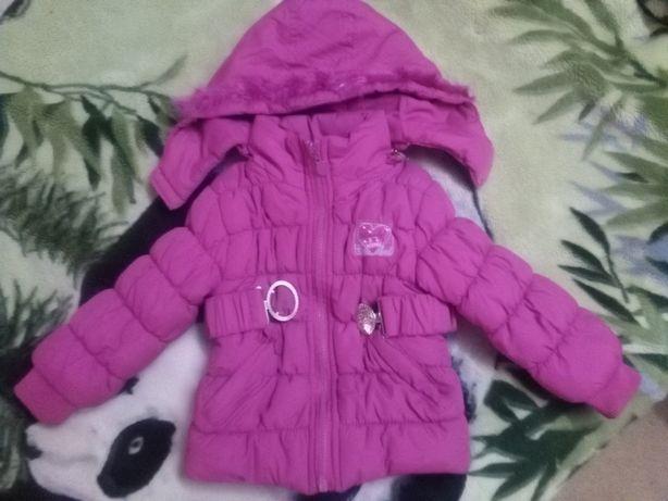 куртка деми от 1 года до 3
