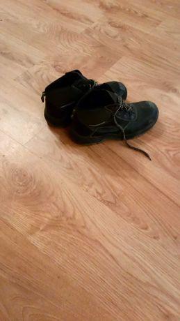Buty robocze skórzane