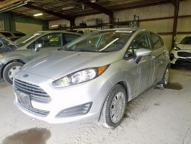 Запчасти разборка Ford Fiesta Форд фиеста 2014-2019 шрот разбор