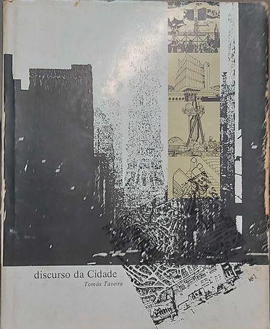Livro Arquitetura - Tomás Taveira - Discurso da Cidade  - anos 70