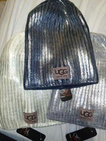 Зимняя шапка на флисе